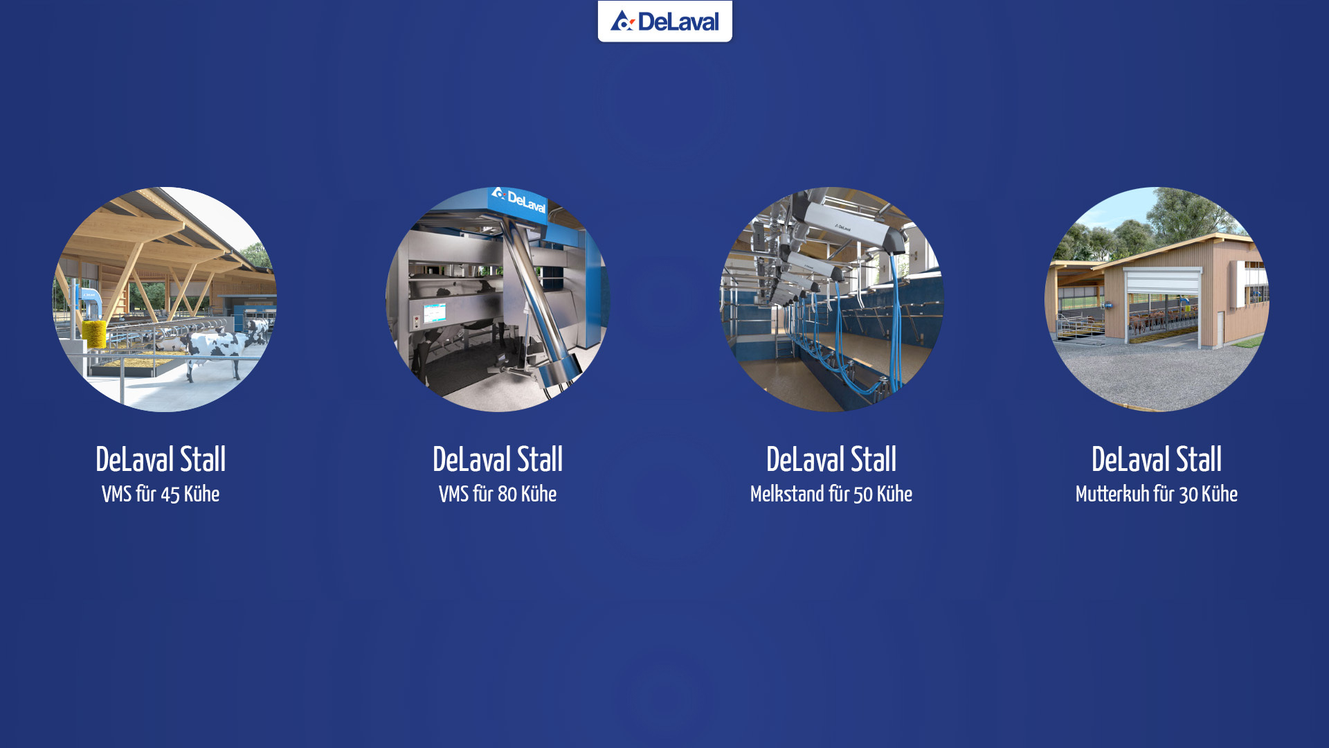 DeLaval Anwendung 2.0